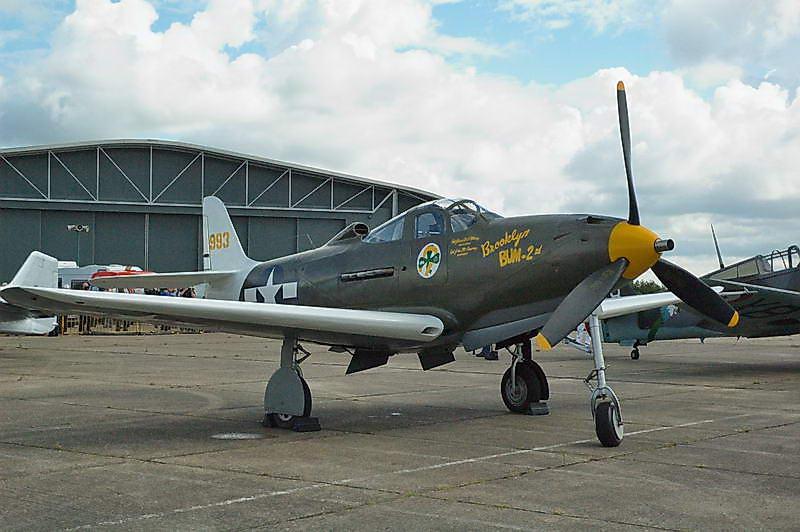 Bell P-39Q Aircobra