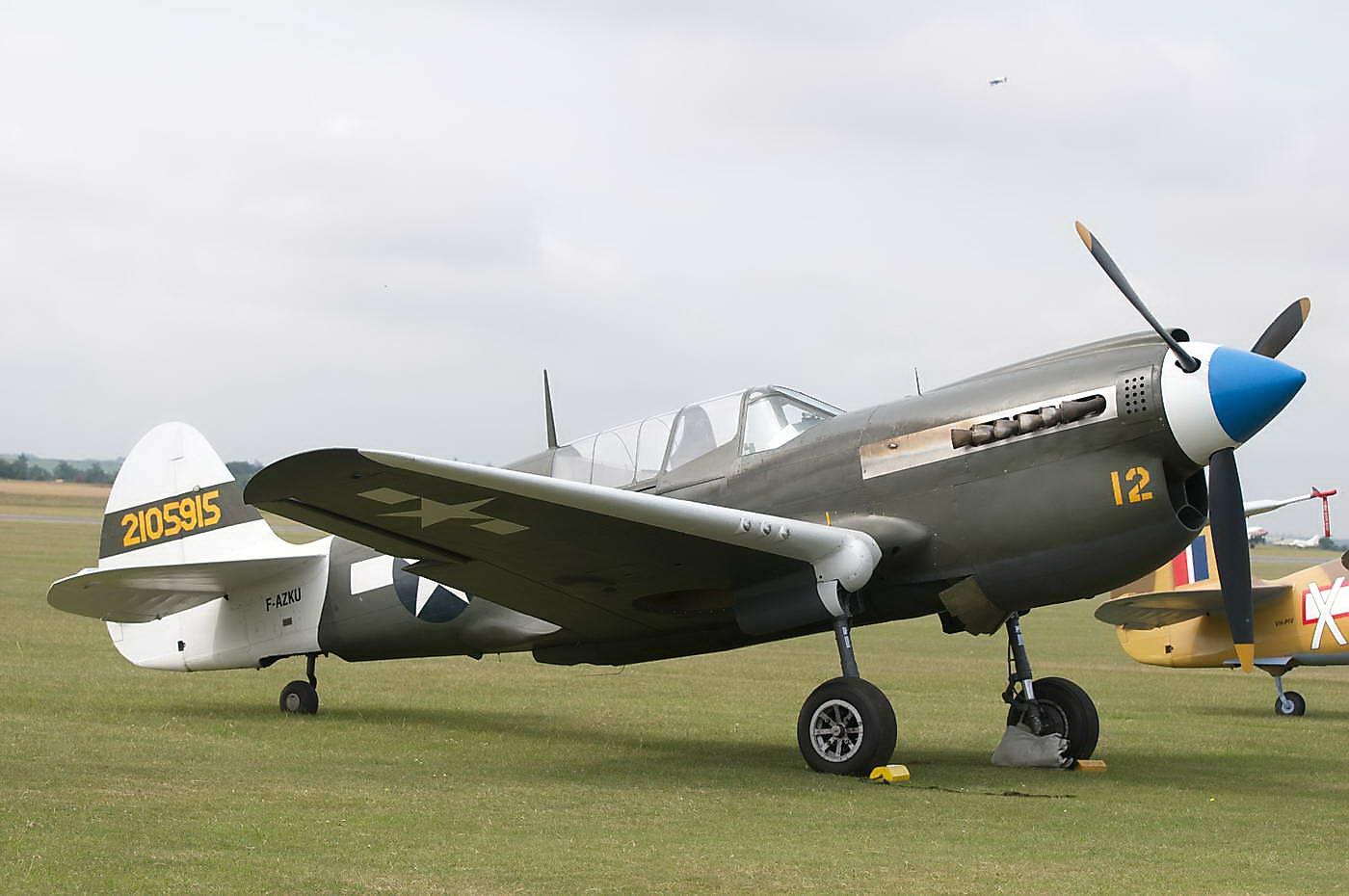Grumman Hellcat F6F