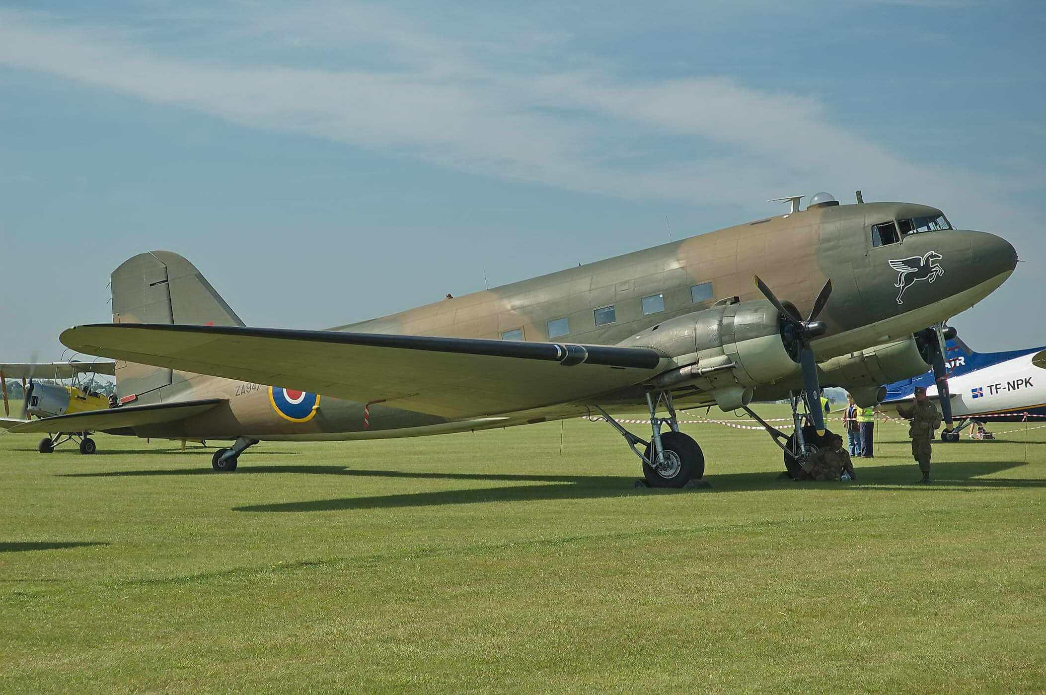 C-47 Dakota ZA947