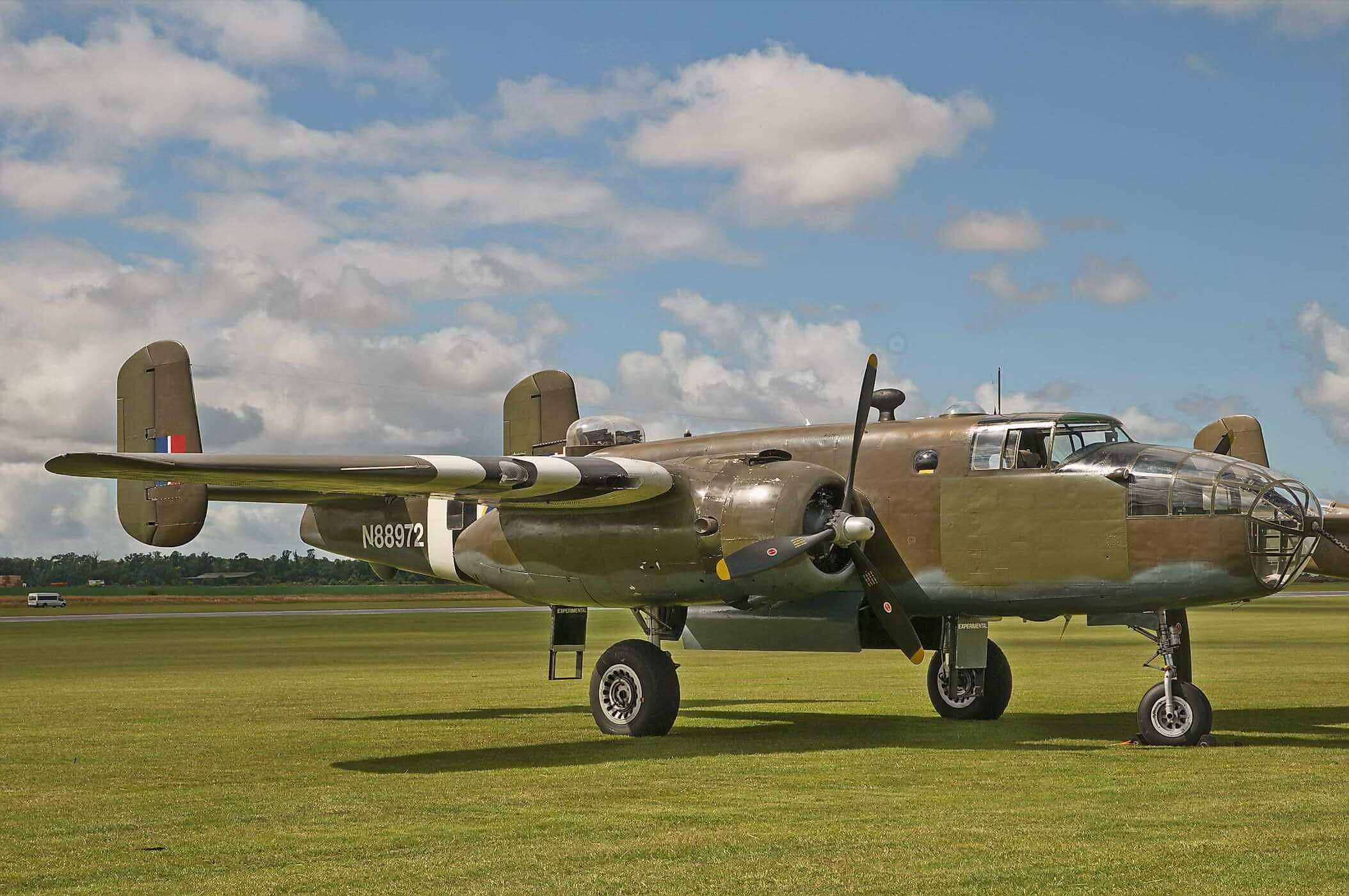B-25D-30 Mitchell 43-3318-KL.161