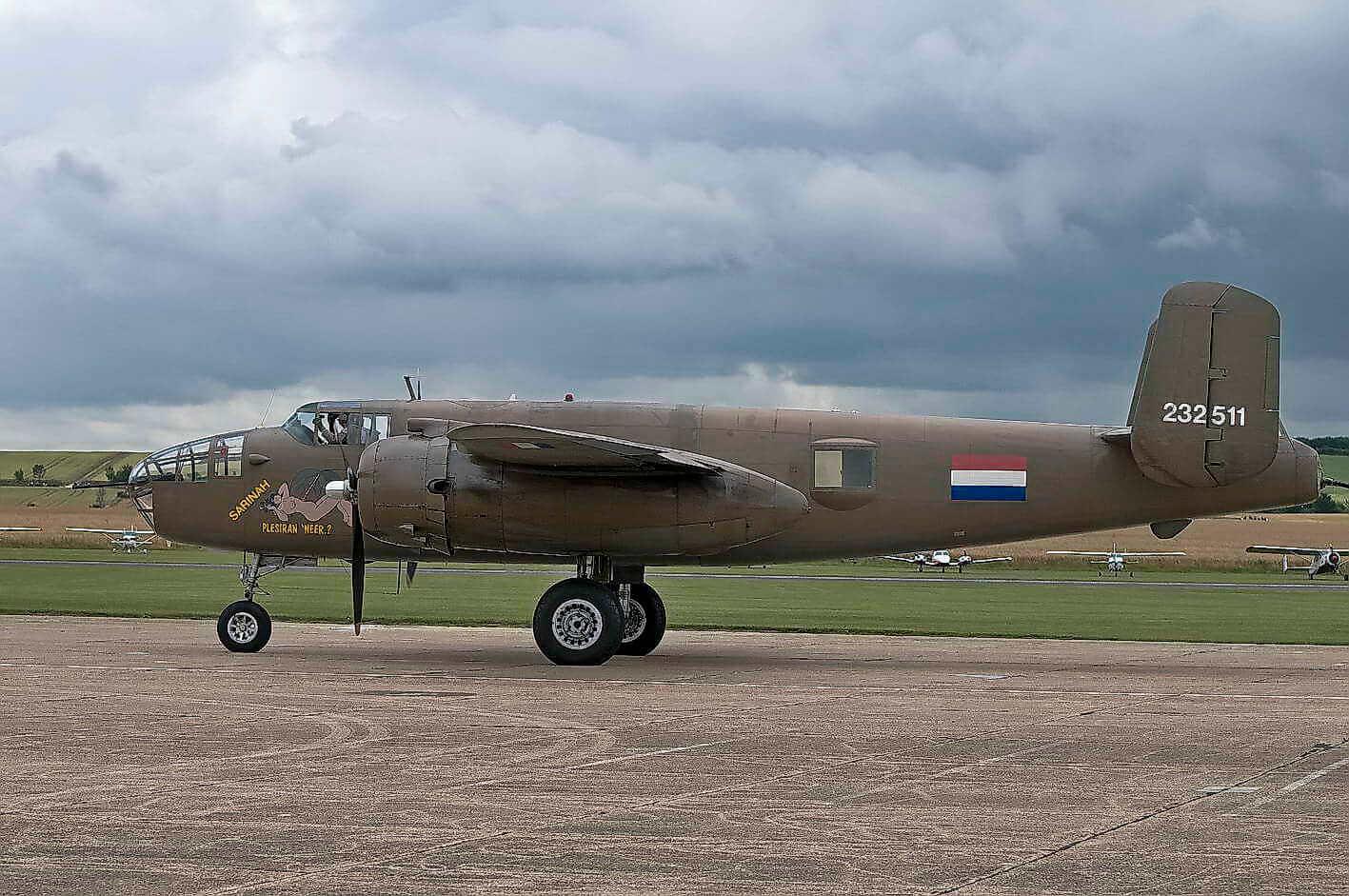 North American Mitchell B-25
