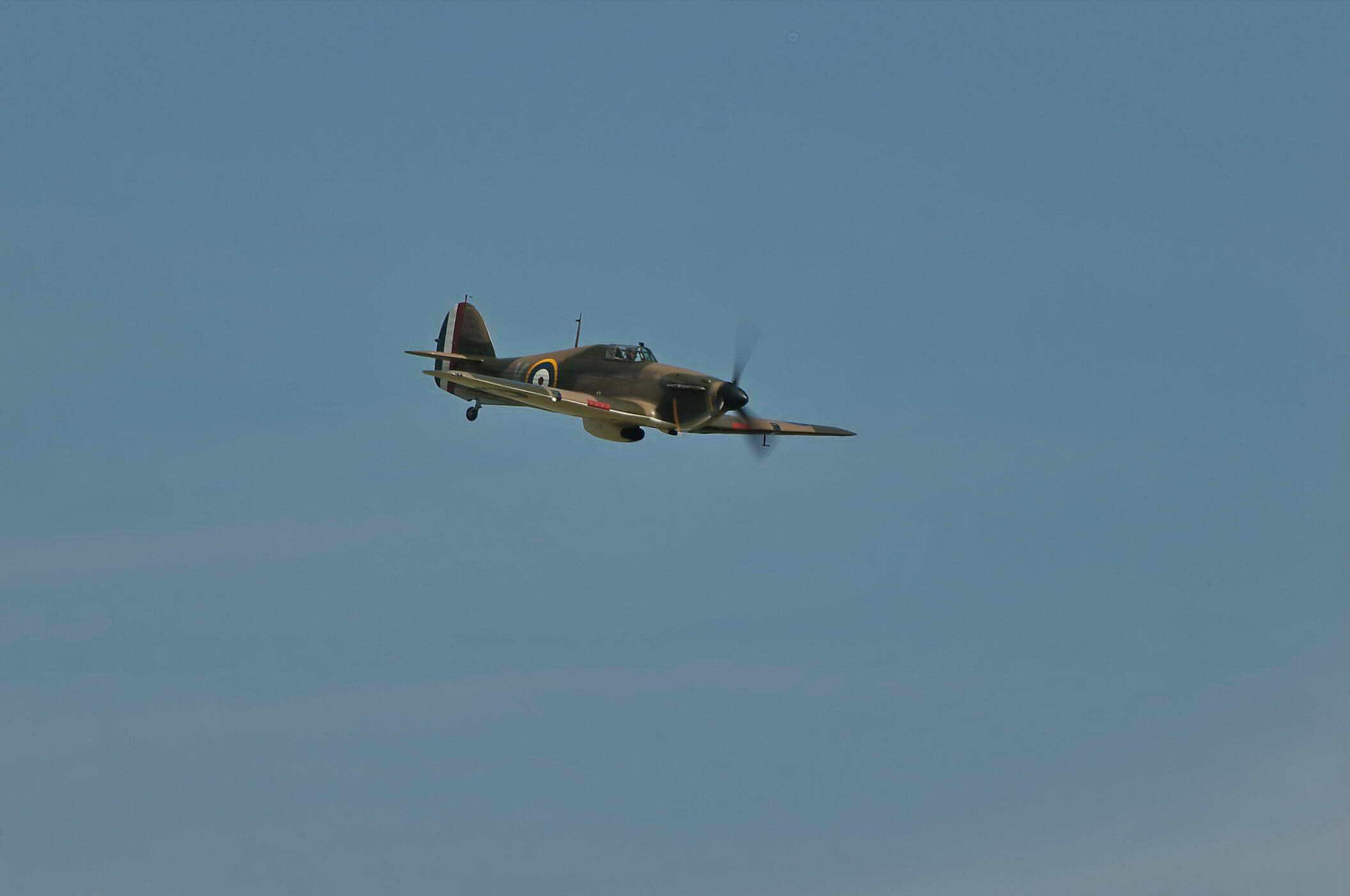 Hawker Hurrivane IIA P3351