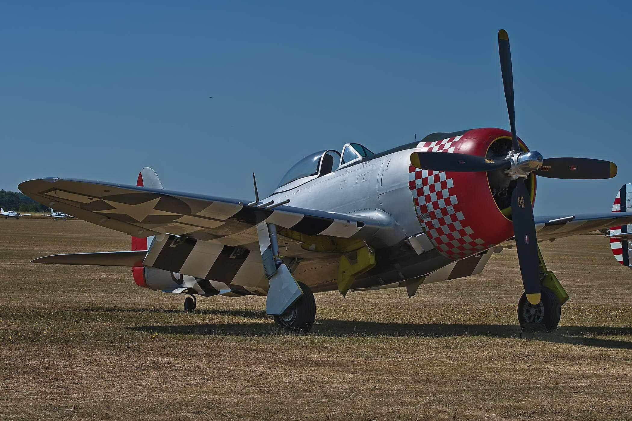 """P-47D-40 Thunderbolt """"Nellie"""""""