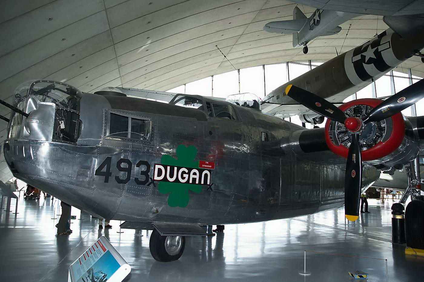Consolidated B-24M Liberator