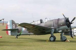 Curtiss P-36 - Hawk 75