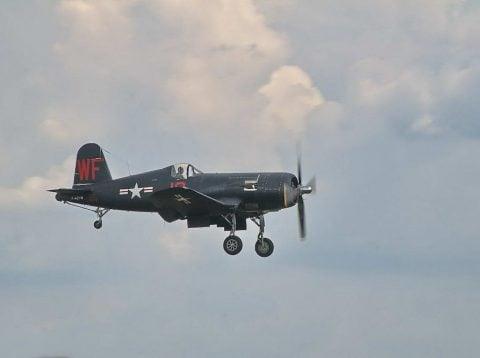 F4U-7 Corsair - BuNo 1234541