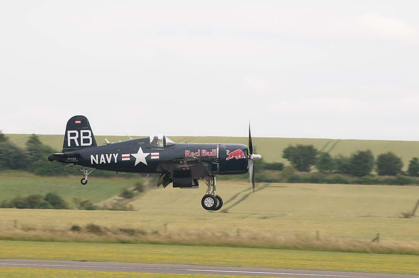 F4U-4 Corsair, BuNo 96995
