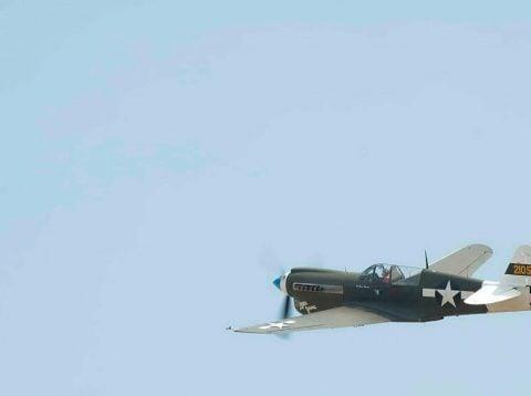 Curtiss P-40N-5 CU Warhawk S/N 42-105915