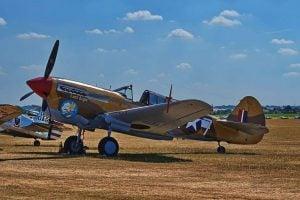 Curtiss P-40F Warhawk 41-19841