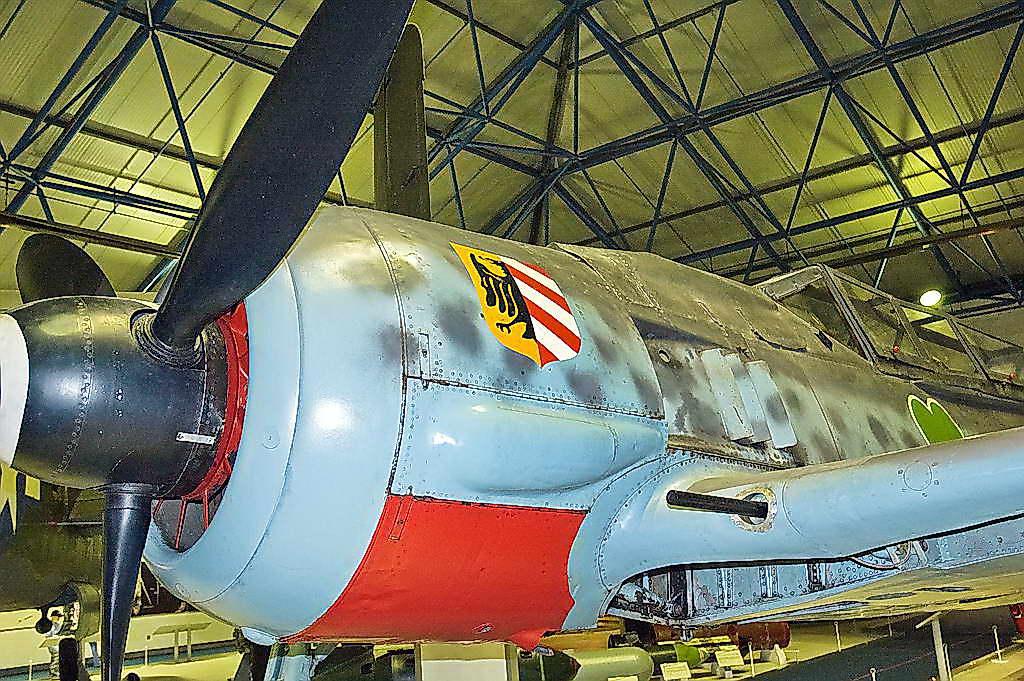 FW 190A8/N 990013 (F-WZZJ)