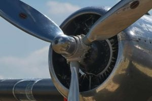 Pratt & Whitney 1830-92, 1200 hp (Dakota DC-3 LN-WND)