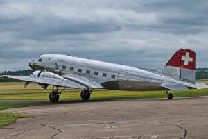 Dakota DC-3 (N431HM)
