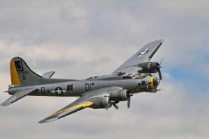 """B-17G-105 Flying Fortress 44-85734 """"Liberty Belle"""""""
