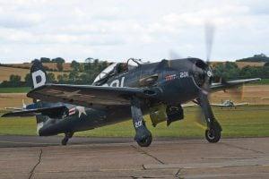 Grumann F8F-2P Bearcat BuNo 121714
