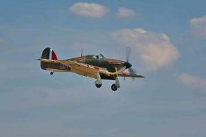 Hawker Hurricane I P2902