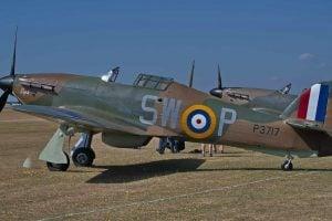 Hawker Hurricane I P3717