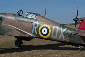 Hawker Hurricane MK.1 P2902