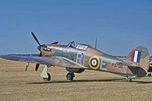 Hawker Hurricane MK1 P3700