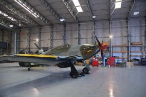 Hawker Hurricane MK2C PZ865