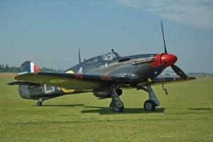 Hawker Hurricane Mk. XXII S-no 5589