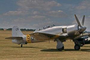 Hawker Sea Fury T.20 WG655 (G-INVN)