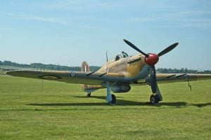 Hawker Hurricane Mark IV KZ321