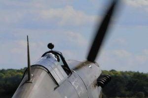 Hawker Hurricane Mk I R4118
