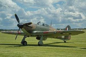 Hawker Hurricane Mk XIIa Z5140