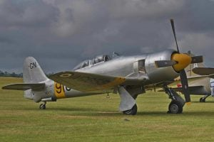 Hawker Sea Fury T.20 WG655 (G-INVN