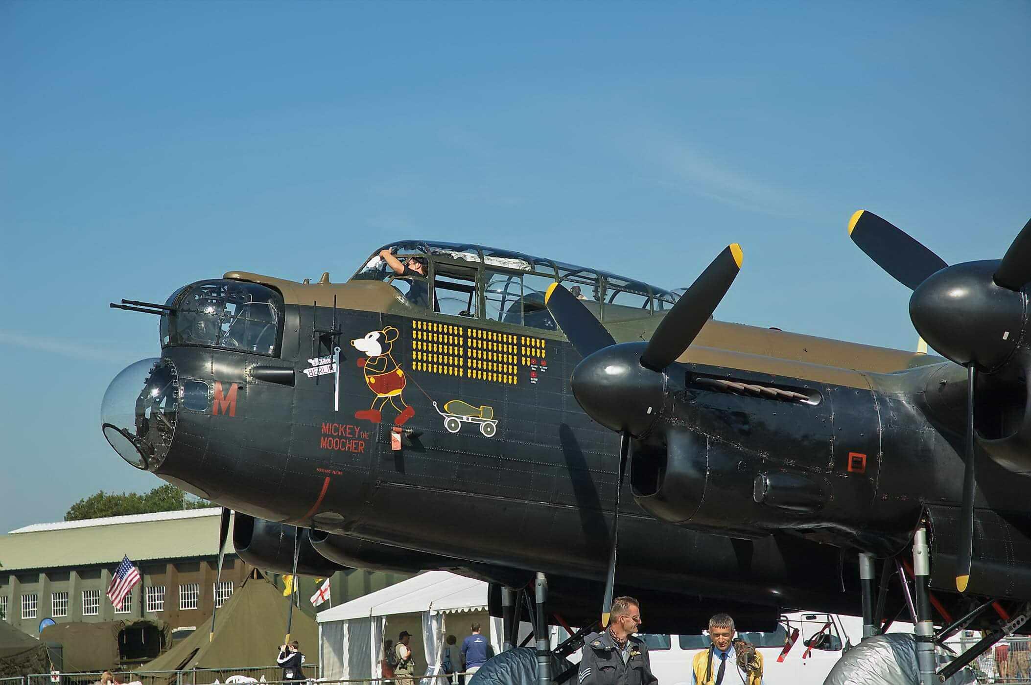 British aircraft ww2