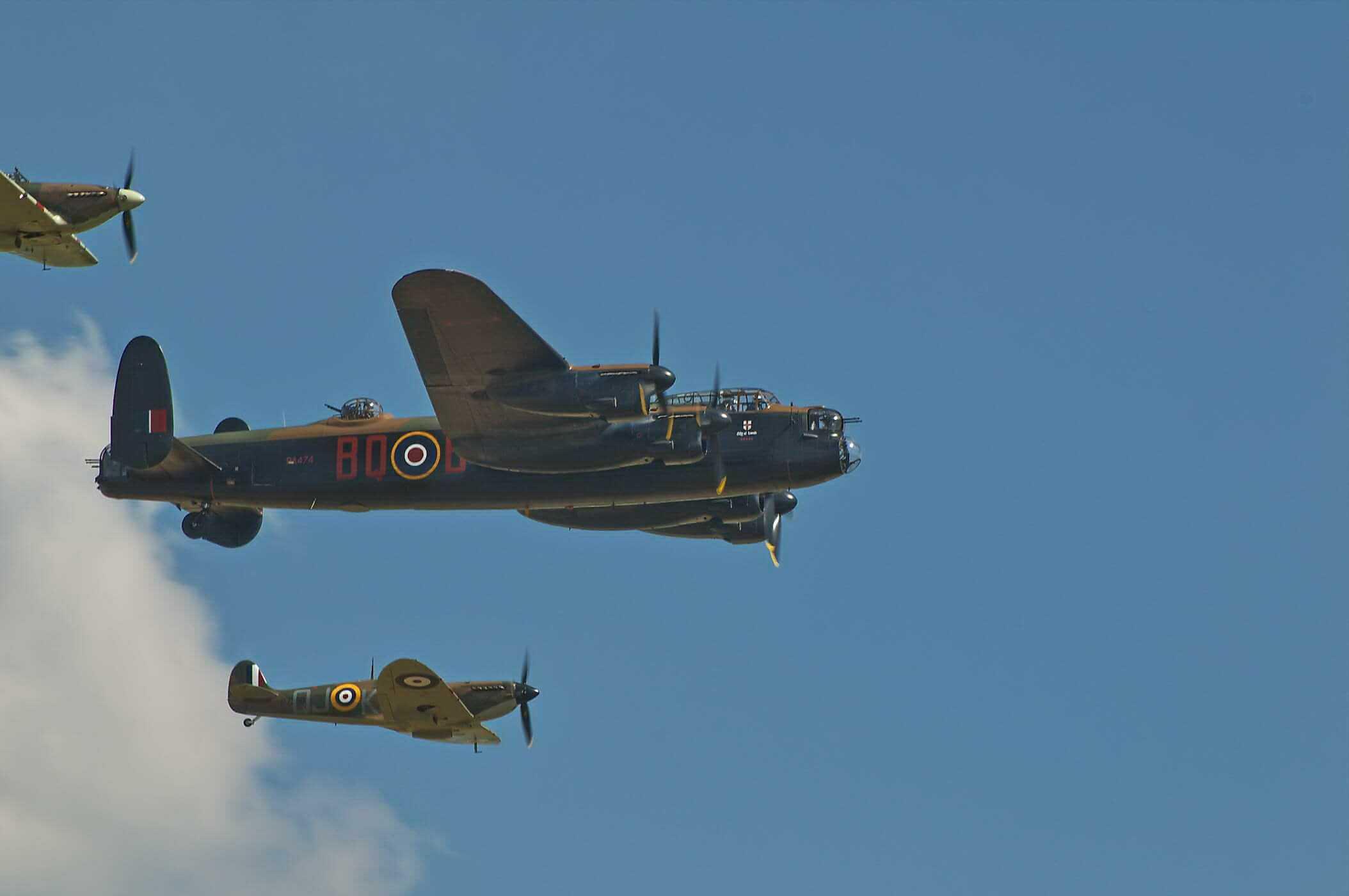 Avro Lancaster BI PA474