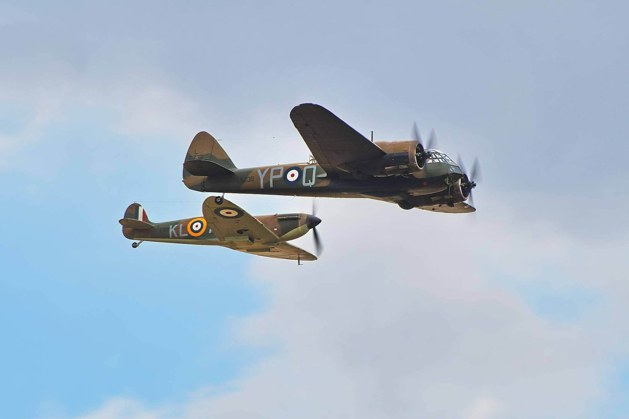Bristol Blenheim Mk.I L6739