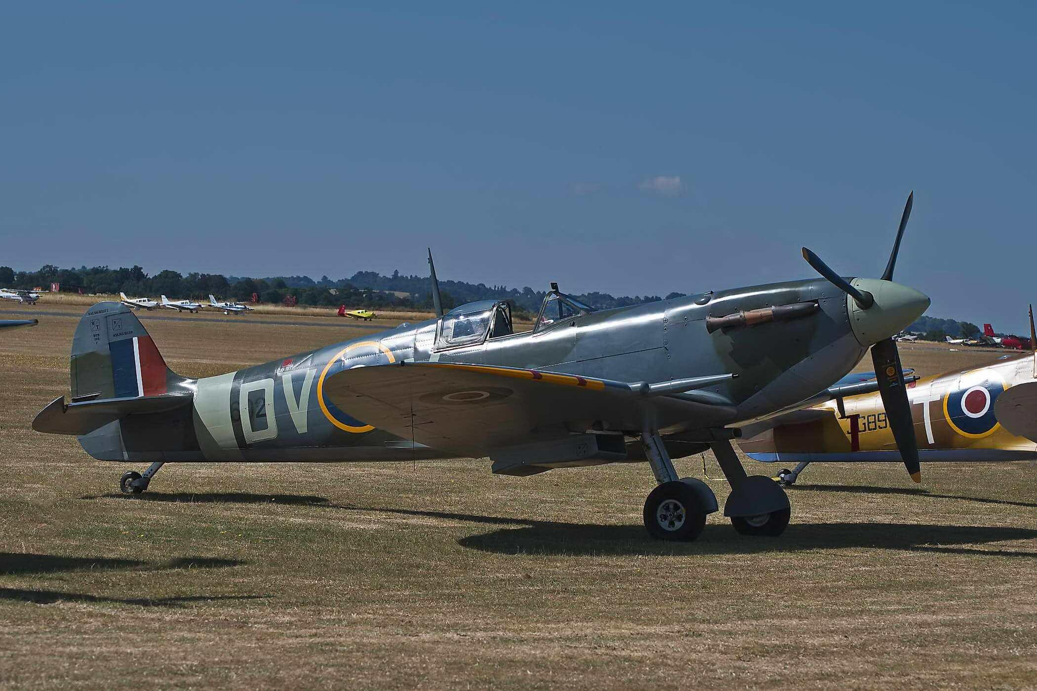 Spitfire EE602