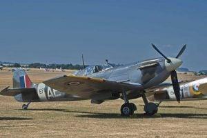 Supermarine LF Mk.Vb Spitfire EP120