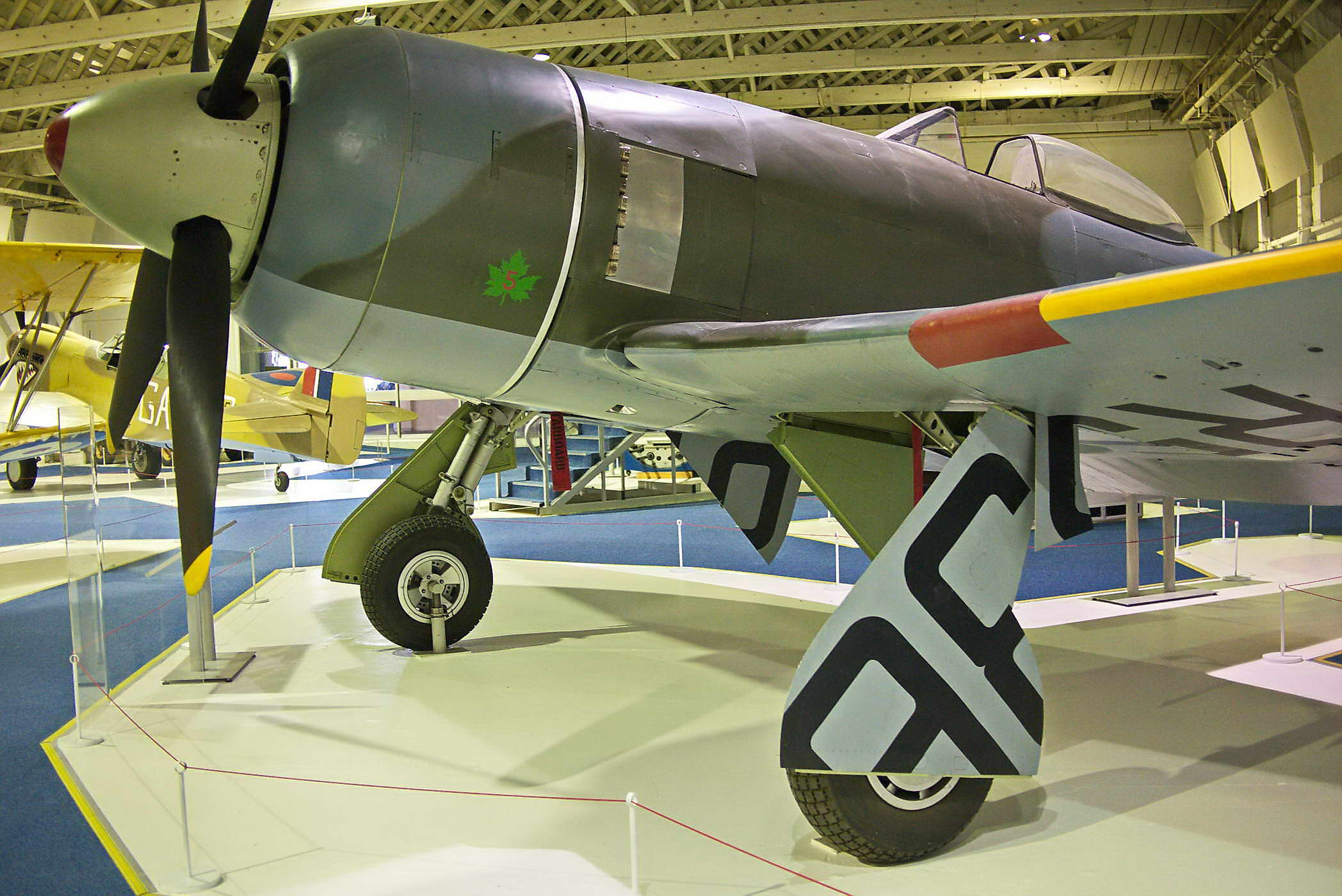 "Hawker Tempest II ""PR536"""
