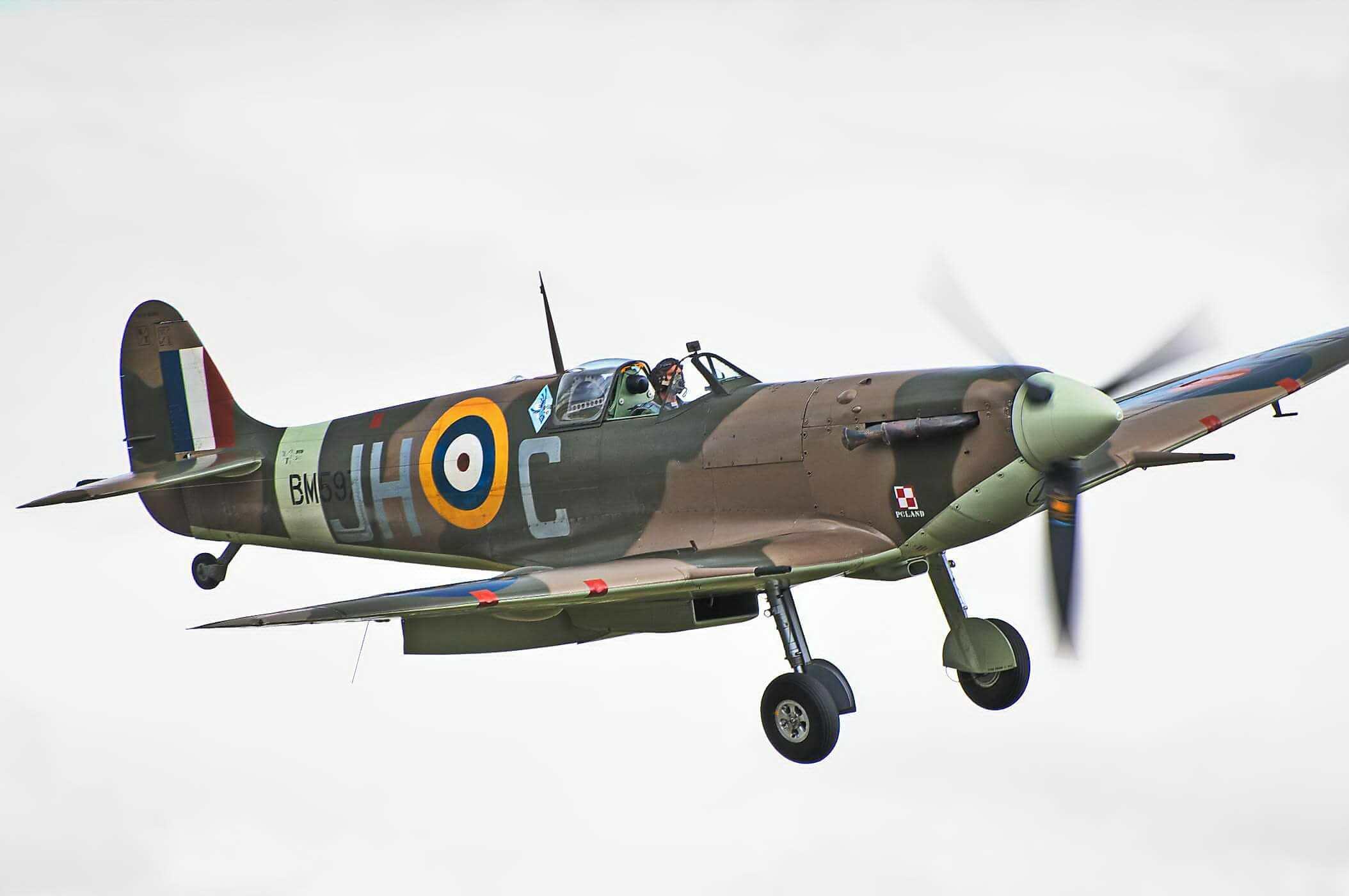 Supermarine Spitfire Vb BM597