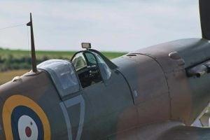 Supermarine Spitfire Mk. Ia - AR213