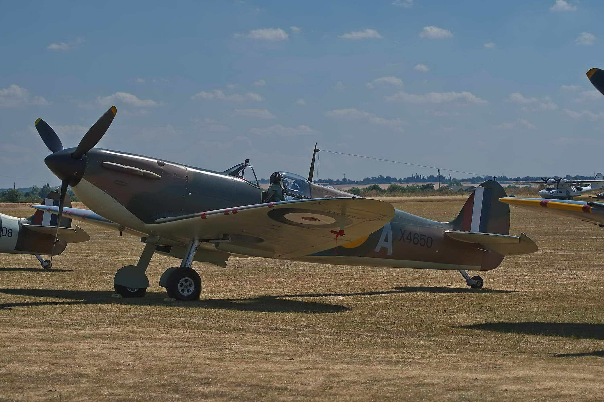 Spitfire IA X4650