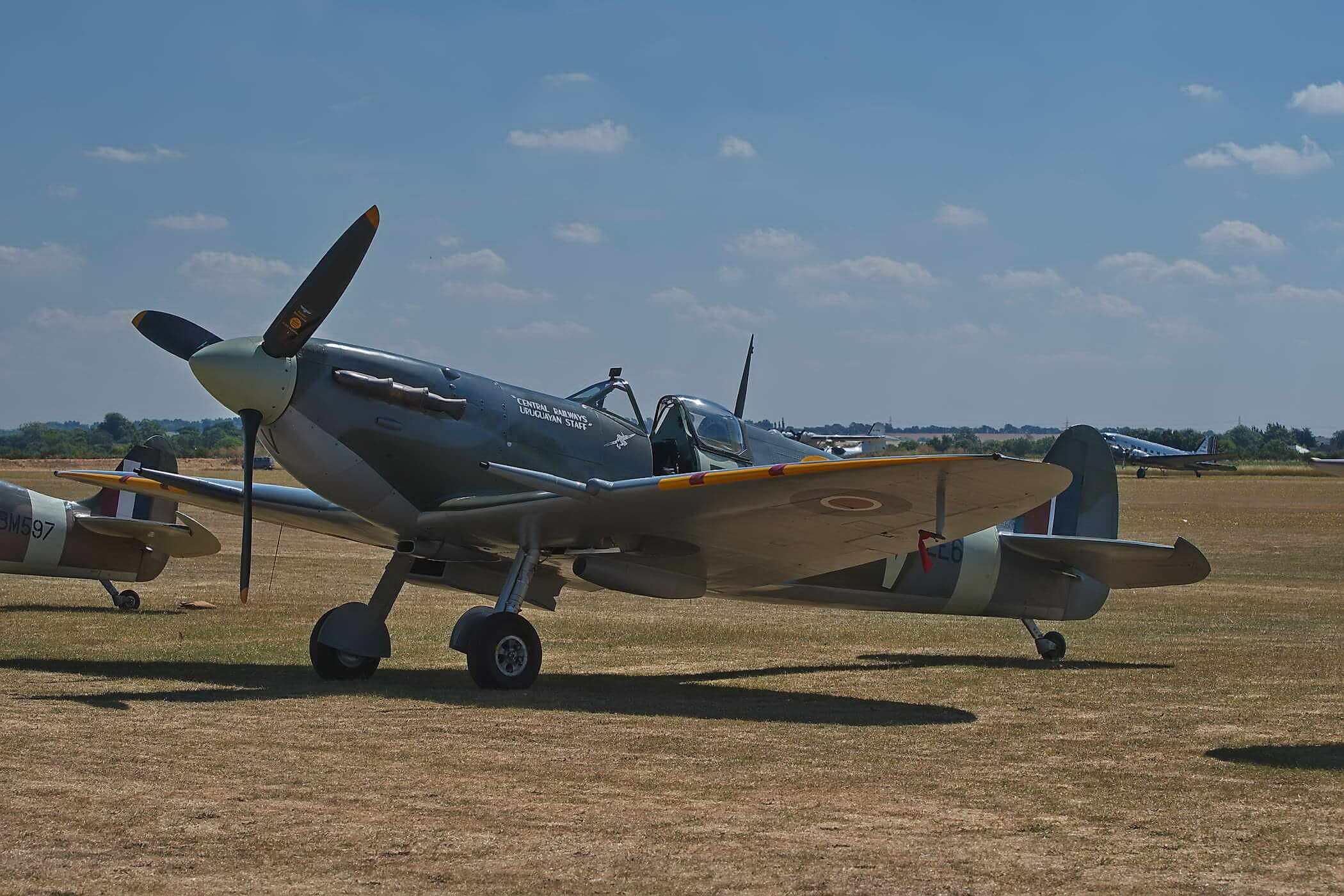 Spitfire LF VC EE602