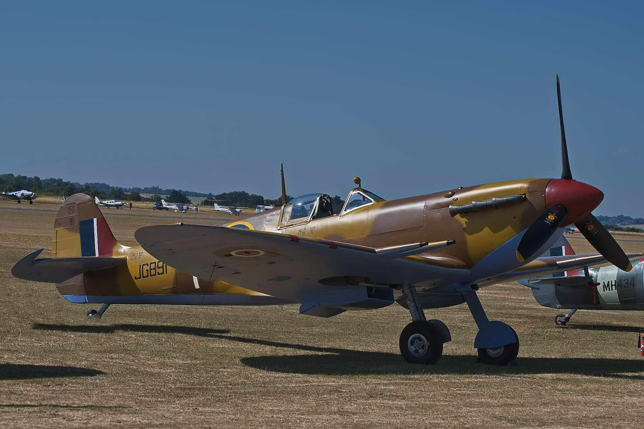 Spitfire LF VC JG891