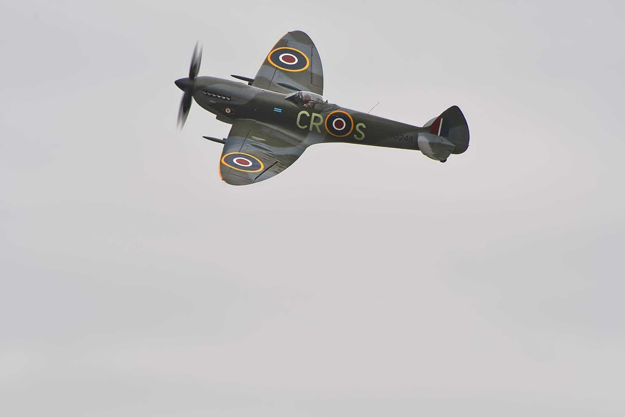 Spitfire LF XVI TD248_2