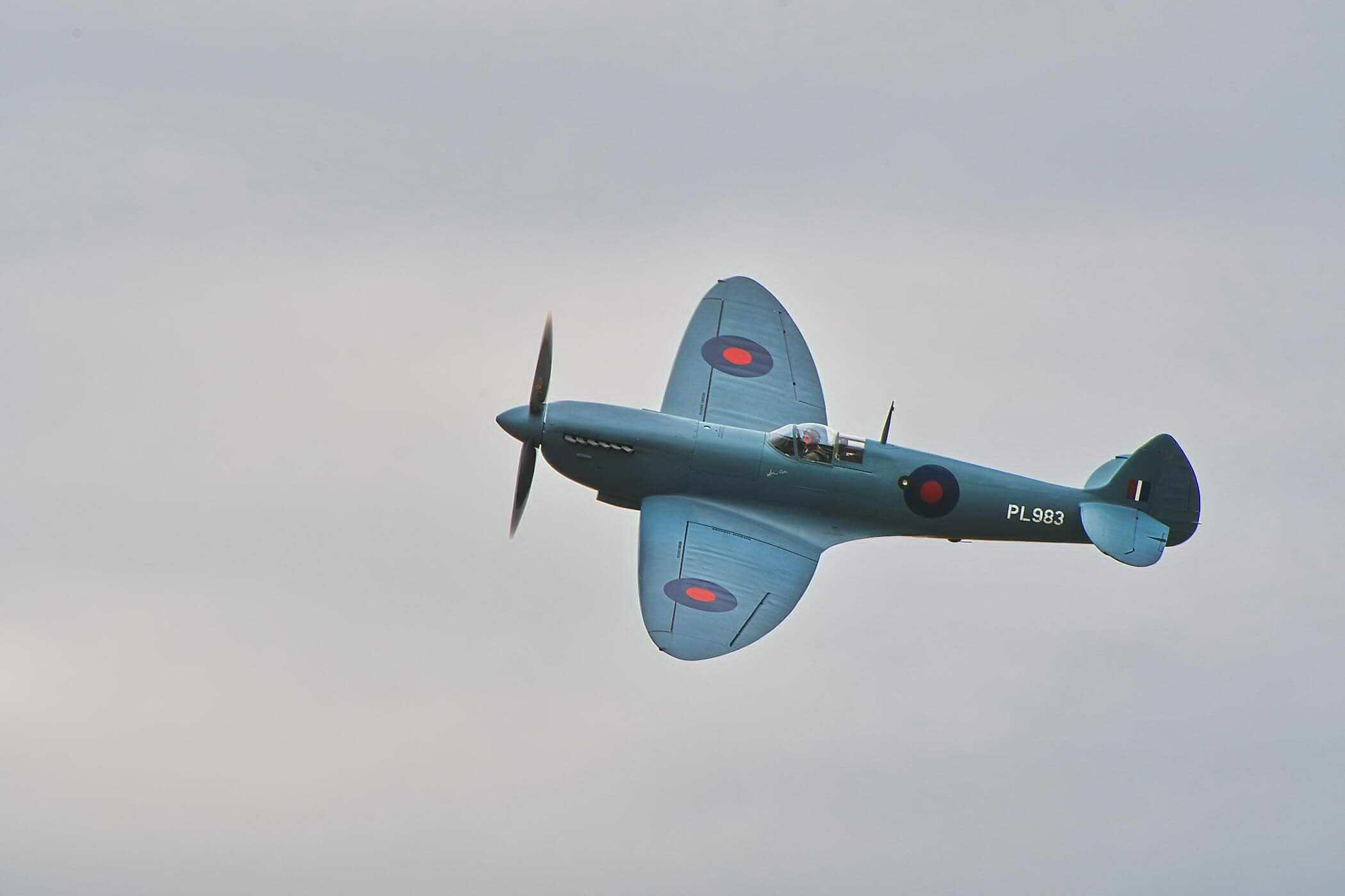Spitfire PR XI PL983