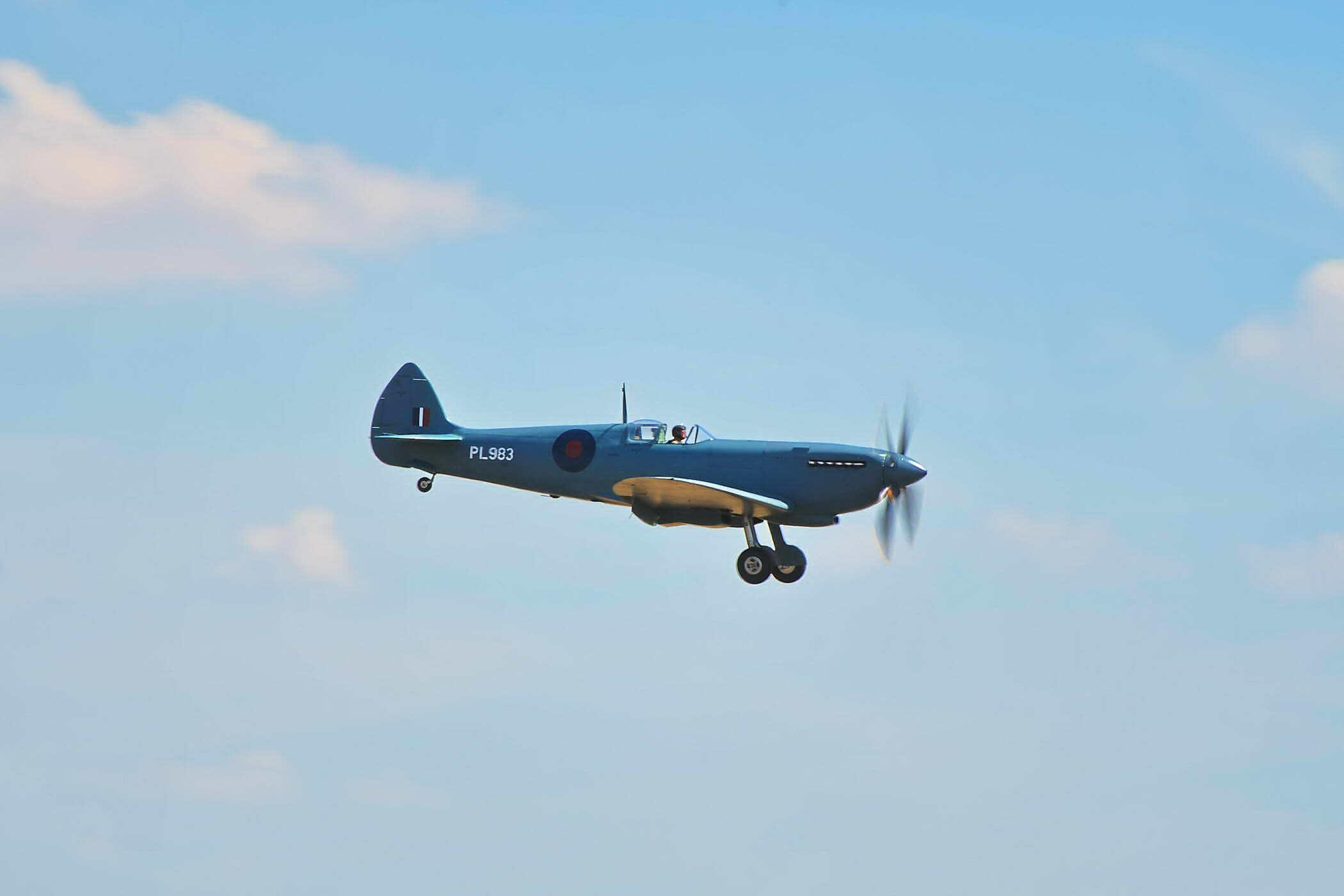 Spitfire PR XI PL983_1