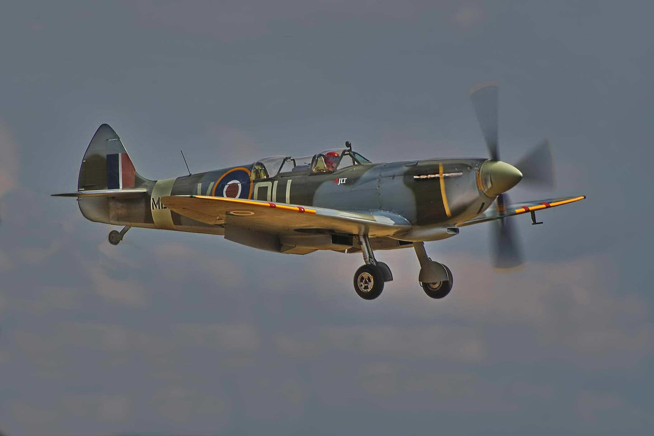 Spitfire TR 9 ML407