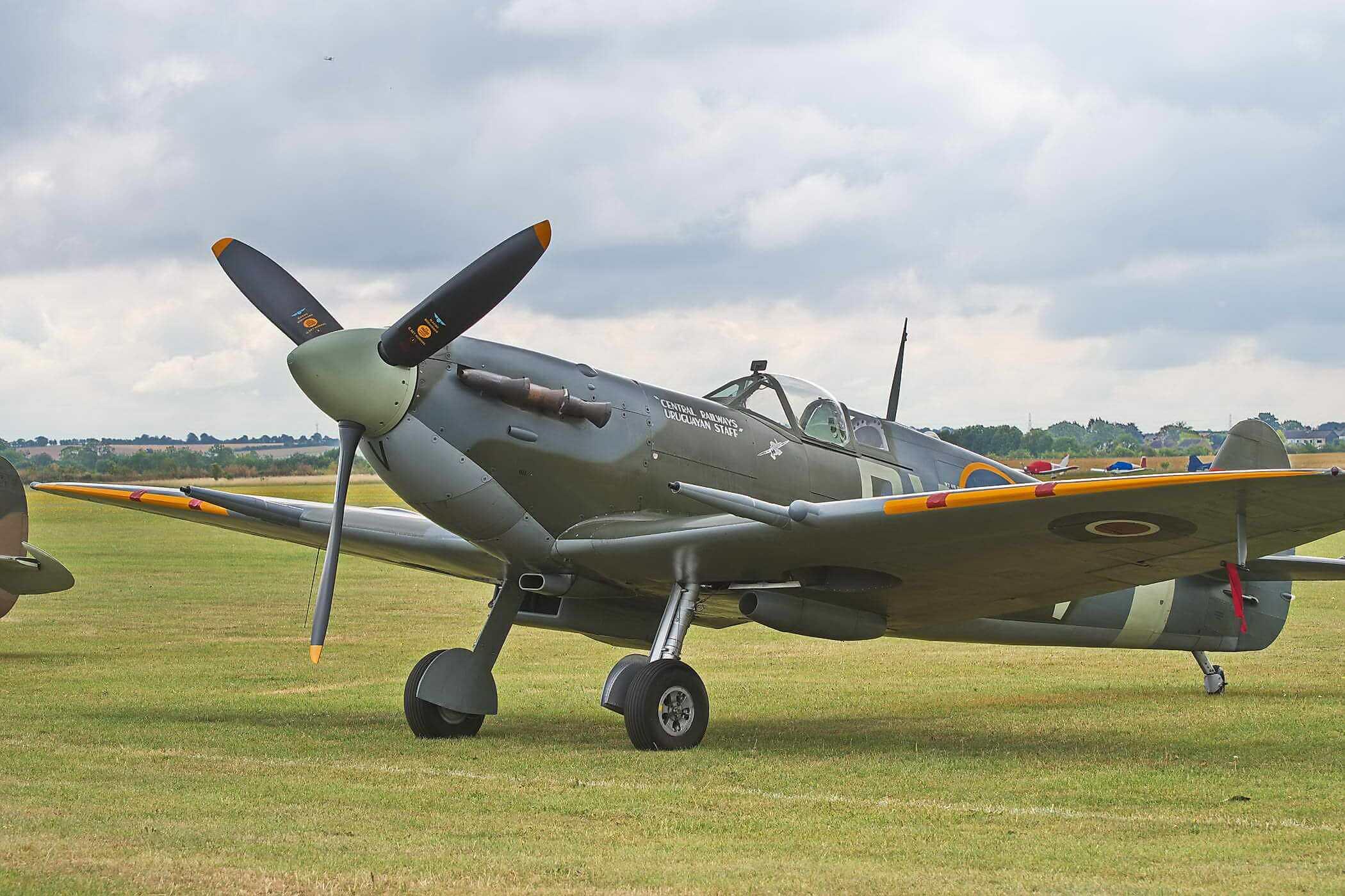 Spitfire VC EE602