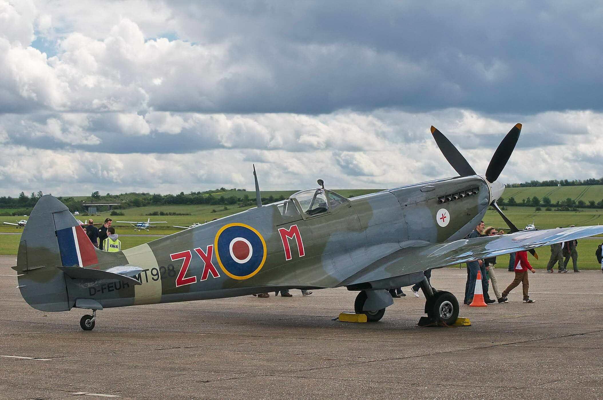 Supermarine Spitfire HF Mk VIIIc MT928