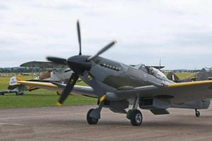 Supermarine Spitfire LF XVIE TD248