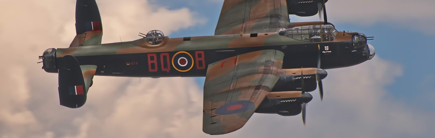 Avro Lancaster B I PA474