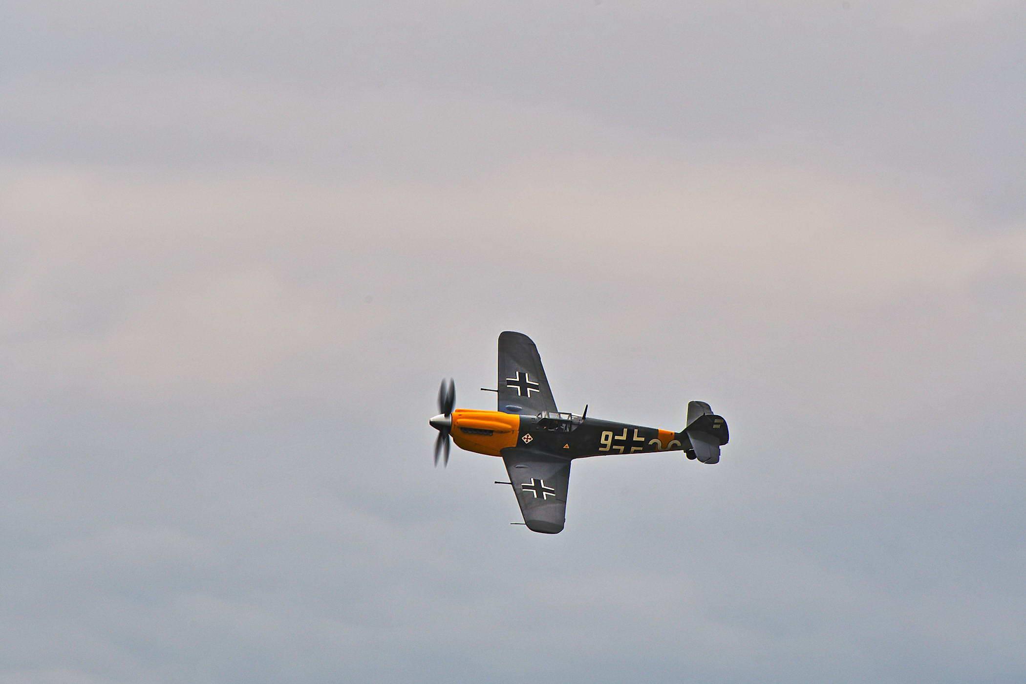 Hispano HA-1112-M1L Buchon (ME109 C4K) G-AWHH