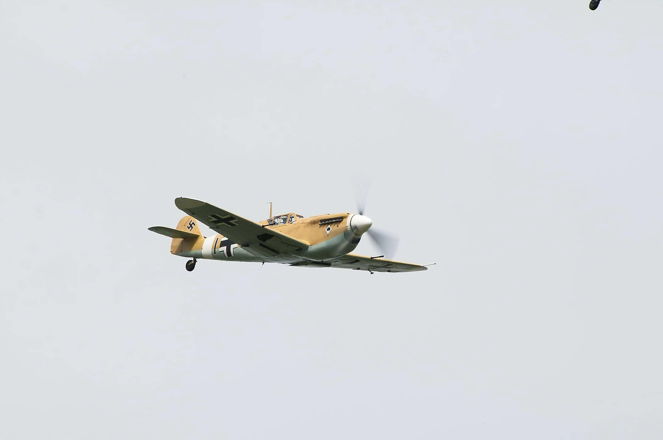 Hispano HA-112-Mil Buchon C.4K-31